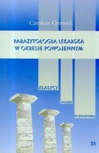 Okładka książki Parazytologia lekarska w okresie miÄadzywojenym t.23