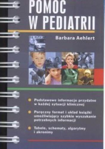 Okładka książki Pierwsza pomoc w pediatrii