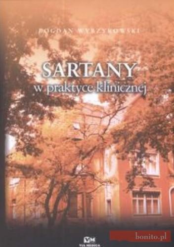 Okładka książki Sartany w praktyce klinicznej