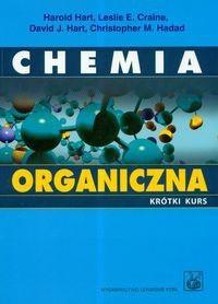 Okładka książki Chemia organiczna. Krótki kurs