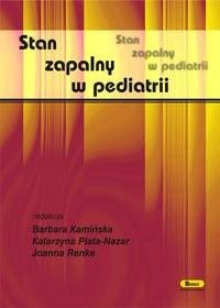 Okładka książki Stan zapalny w pediatrii