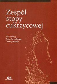 Okładka książki Zespół stopy cukrzycowej