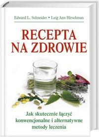 Okładka książki Recepta na zdrowie
