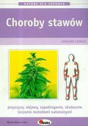 Okładka książki Choroby stawów