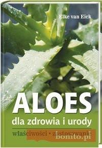 Okładka książki Aloes dla zdrowia i urody