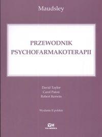Okładka książki Przewodnik psychofarmakoterapii