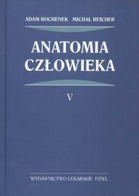 Okładka książki Anatomia człowieka t.5