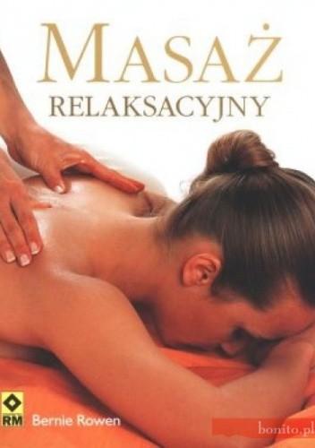 Okładka książki Masaż relaksacyjny