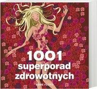 Okładka książki 1001 Superporad Zdrowotnych