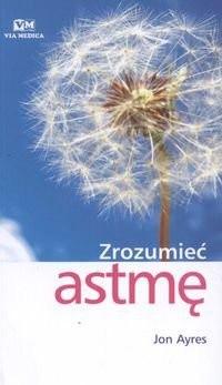 Okładka książki zrozumieć astmę