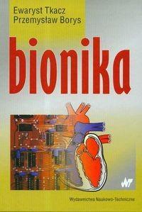 Okładka książki Bionika