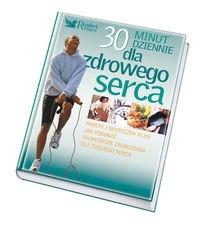 Okładka książki 30 minut dziennie dla zdrowego serca