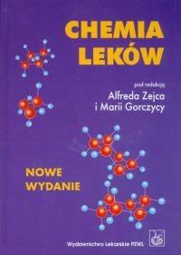 Okładka książki Chemia leków