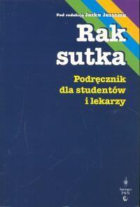 Okładka książki Rak sutka. Podręcznik dla studentów i lekarzy