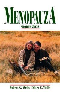 Okładka książki Menopauza Środek życia