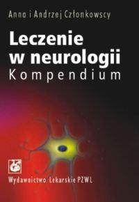 Okładka książki Leczenie w neurologii Kompendium