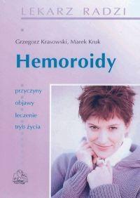 Okładka książki Hemoroidy