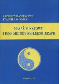 Okładka książki Masaż punktowy i inne metody refleksoterapii