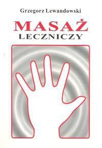 Okładka książki Masaż leczniczy