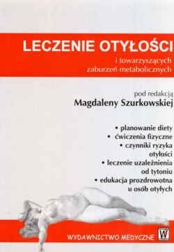 Okładka książki Leczenie otyłości i towarzyszących zaburzeń metabolicznych
