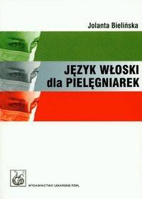 Okładka książki Język włoski dla pielęgniarek