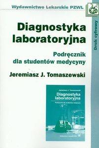 Okładka książki Diagnostyka laboratoryjna. Podręcznik dla studentów medycyny