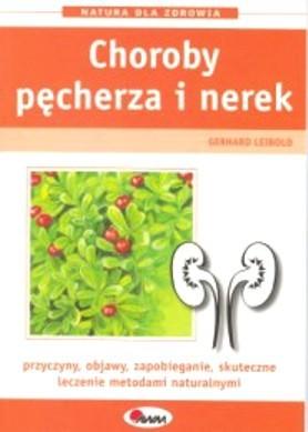 Okładka książki Choroby pęcherza i nerek