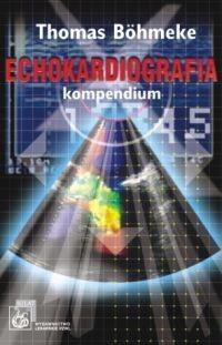 Okładka książki Echokardiografia Kompendium
