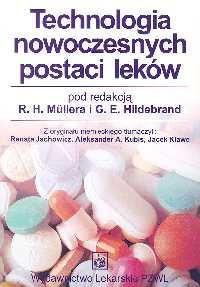 Okładka książki Technologia nowoczesnych postaci leków