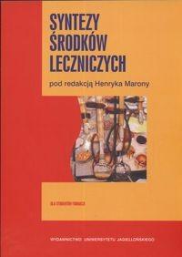 Okładka książki Syntezy środków leczniczych