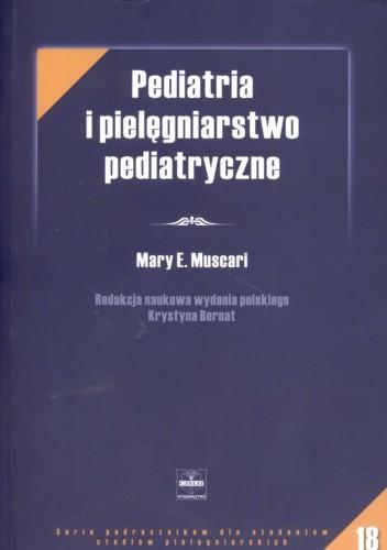 Okładka książki Pediatria i pielęgniarstwo pediatryczne