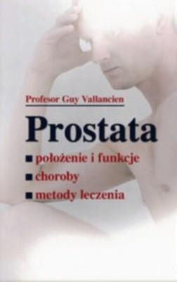 Okładka książki Prostata