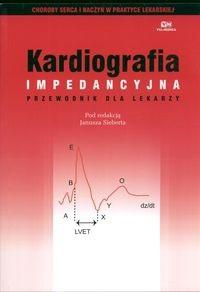 Okładka książki Kardiologia impedancyjna Przewodnik dla lekarzy
