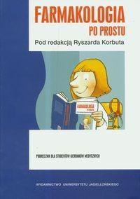 Okładka książki Farmakologia po prostu