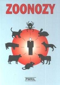 Okładka książki zoonozy