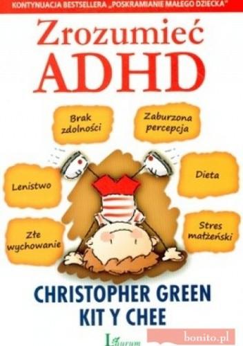Okładka książki Zrozumieć ADHD