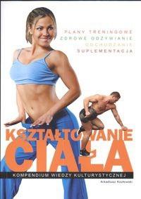 Okładka książki Kształtowanie ciała