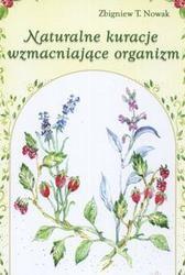 Okładka książki Naturalne kuracje wzmacniające organizm