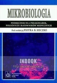 Okładka książki Mikrobiologia Podręcznik dla pielęgniarek, położnych i ratowników medycznych