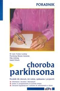 Okładka książki Choroba parkinsona Poradnik
