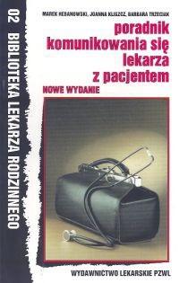 Okładka książki Poradnik komunikowania się lekarza z pacjentem
