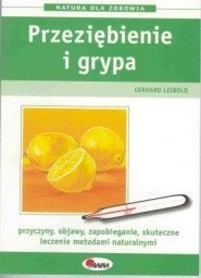 Okładka książki Przeziębienie i grypa