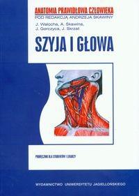 Okładka książki APC Szyja i głowa - Skawina Andrzej (red.)