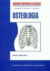 Okładka książki APC Osteologia - Skawina Andrzej (red.)