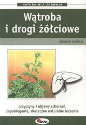 Okładka książki Wątroba i drogi żółciowe