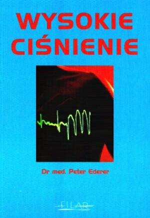 Okładka książki Wysokie ciśnienie - Ederer Peter