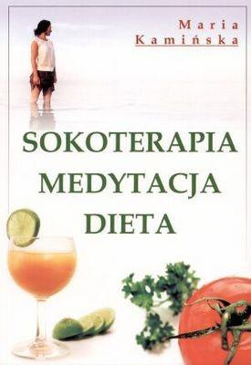 Okładka książki Sokoterapia, medytacja, dieta