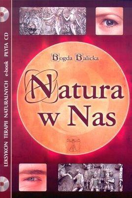 Okładka książki Natura w nas