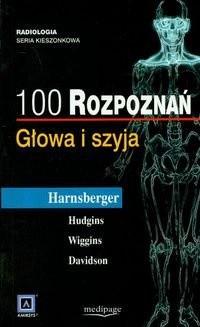 Okładka książki 100 rozpoznań - głowa i szyja