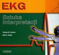 Okładka książki EKG - sztuka interpretacji